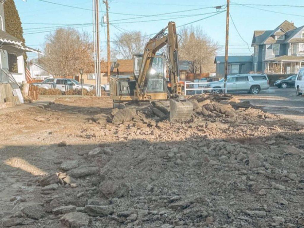 Excavation Company Prineville Oregon