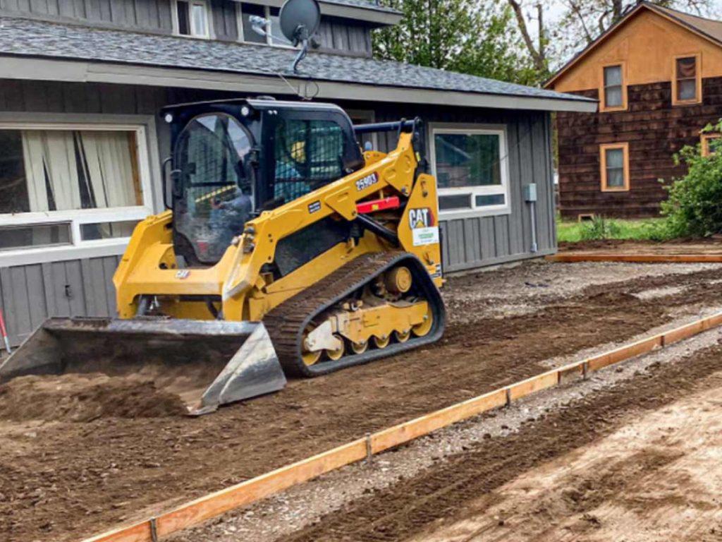 Concrete Excavation Bend Oregon
