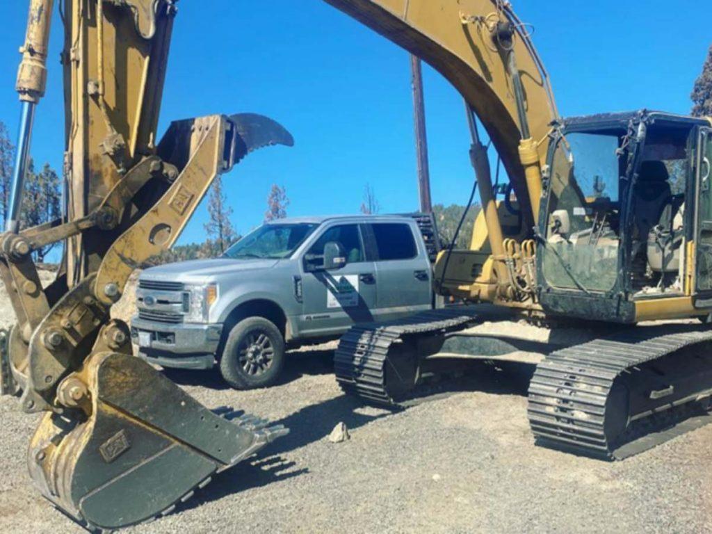 Commercial Excavation Company Bend Oregon