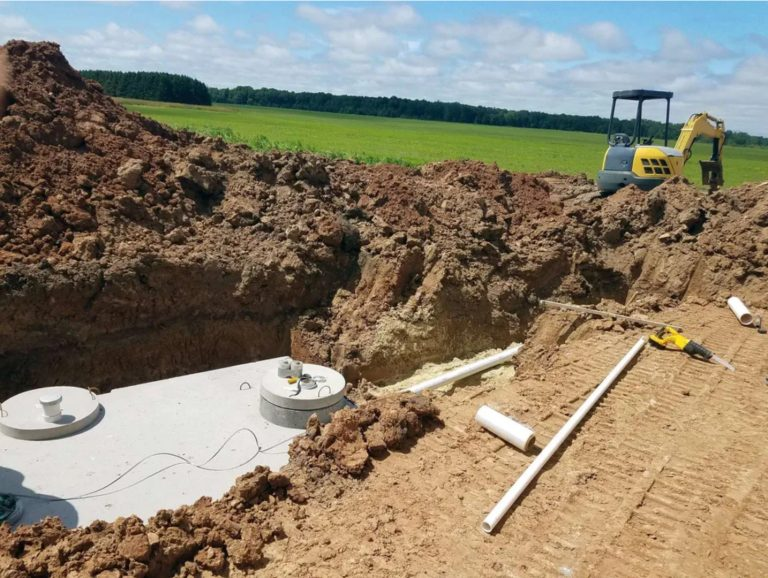 Basic Septic Tank Replacement Information and Warning Signs