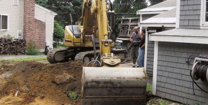 cost to build a driveway with excavation